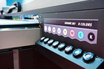 UVプリンター画像