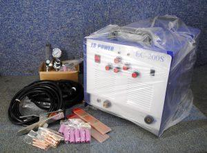 エイシン(ES POWER) TIG溶接機 EC-200S