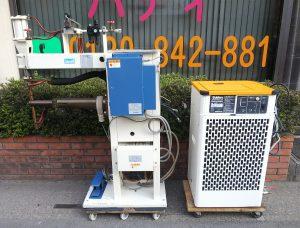 ダイヘン(DAIHEN) スポット溶接機 SL-AP12-400 循環水冷機付