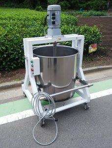 タウ技研(TAU) リサイクル石けん製造機 ミニプラント ザイフェTG