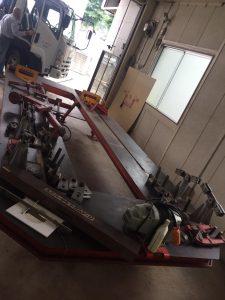 溶接機複数とその他機械買取