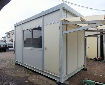 プレハブ-物置-倉庫買取