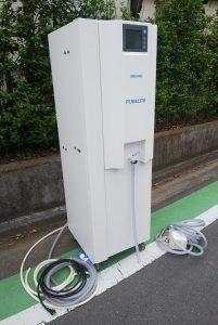 オルガノ(ORGANO) キャビネットタイプ純水製造装置PRO-0100-SG00 ピュアライトPRO 美品