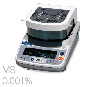 A&D 加熱乾燥式水分計 MX-50 未使用