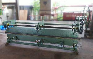 ダイエイ 大栄 折り曲げ機 刃幅325cm 鈑金機械