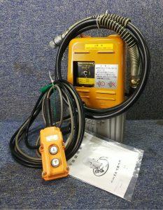 泉精器(IZUMI) 機動油圧ヘッド分離式工具 R14E-F 取説付 美品