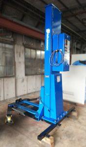 ビシャモン(Bishamon) 1柱リフト WNI25 荷重2,500kg 自動車整備 板金