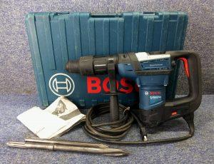 ボッシュ(BOSCH)SDS-max ハンマードリル