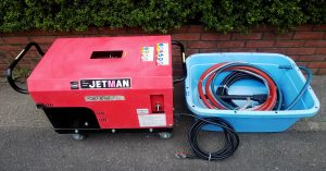 ZAOH JETMAN 業務用冷水高圧洗浄機