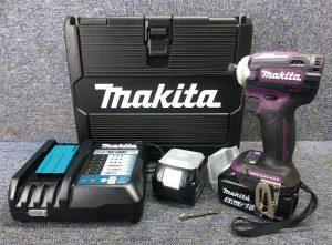 マキタ 18V 充電式インパクトドライバ