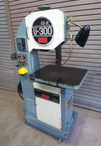 ラクソー 鉄鋼用縦形帯鋸盤 コンターマシン