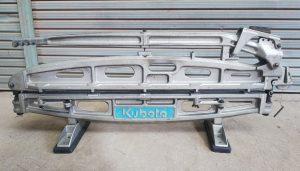 クボタカラーベスト(kubota) シングルカッター