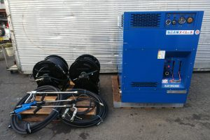 シンショー パワージェッター 定置型 超高圧洗浄機