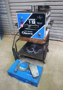 オグラ(Ogura) 電動バーベンダー 可搬用鉄筋曲げ機