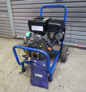 精和産業(SEIWA) ジェットクリーン 高圧洗浄機