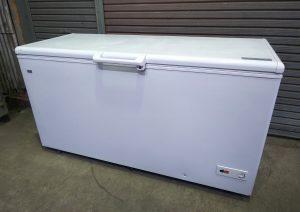 Haier 上開き式電気冷凍庫