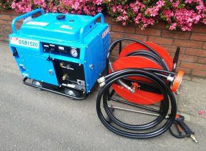 フルテック 高圧洗浄機