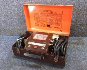 Asada 電気ロウ付機