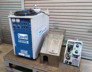 ダイヘン CO2/MAG半自動溶接機