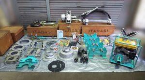 板橋機械工業 キールカッター