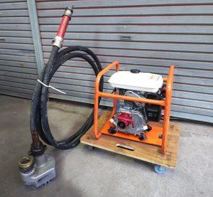 MIKASA エンジンポンプ
