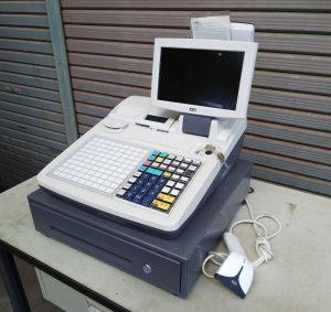 TEC テック電子レジスター