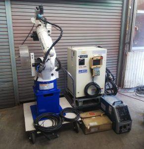 ダイヘン ロボット溶接機
