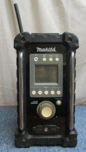 MAKITA 充電式ラジオ