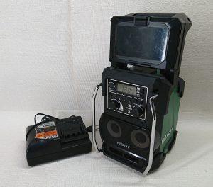 HiKOKI コードレスラジオ