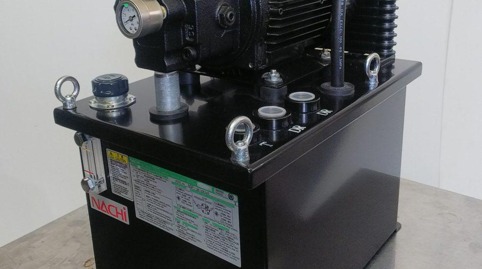 NACHI 標準油圧ユニット